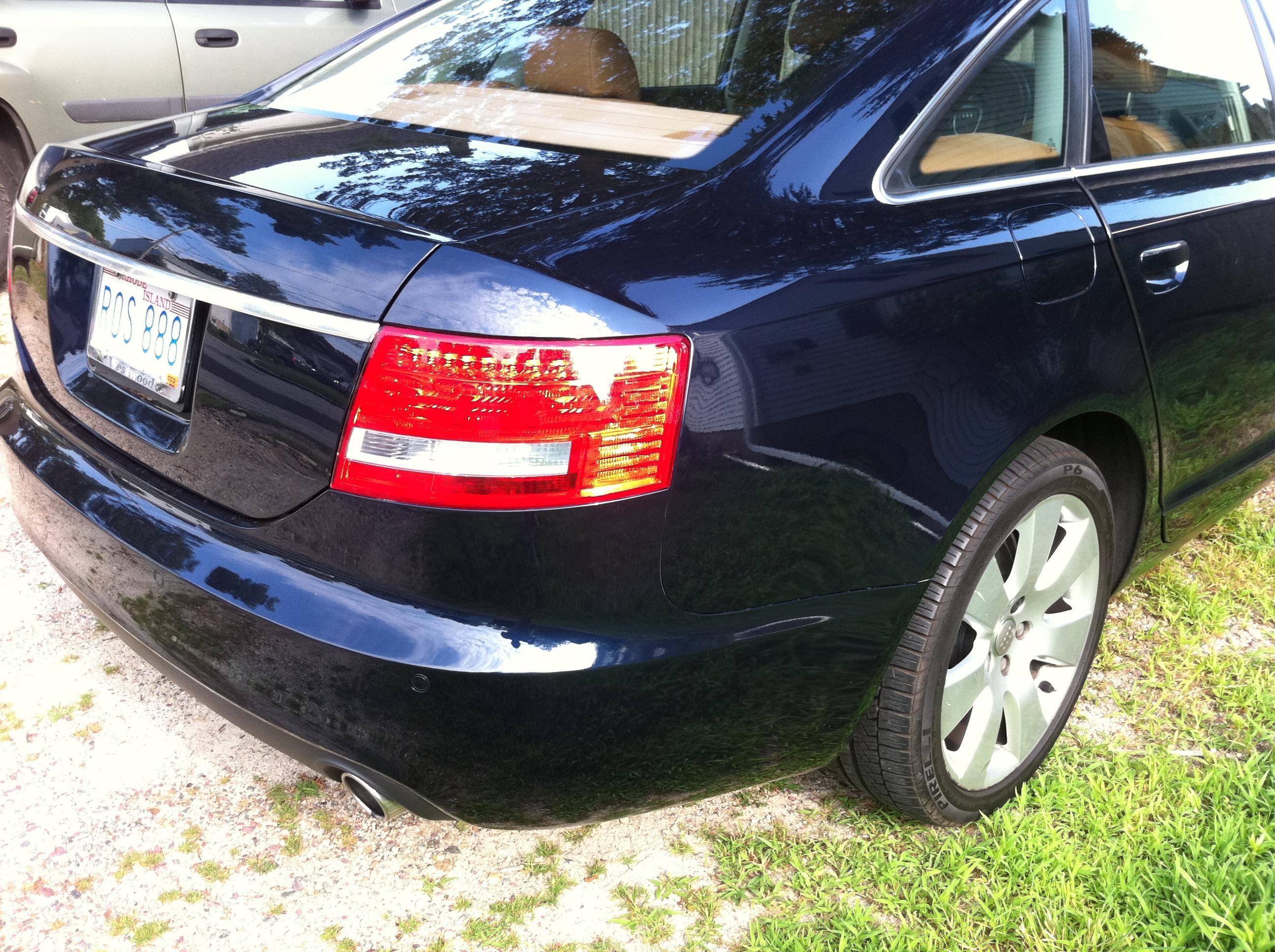 Audi A State Auto Body Repair Providence RI Pawtucket RI - Audi auto body