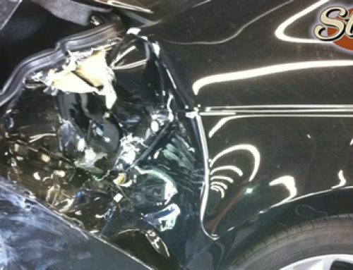 See the State Auto Body Crew in Action!
