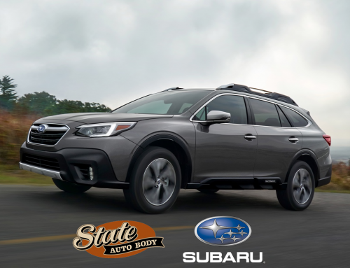 State Auto Body is now a Subaru Certified Collision Center!