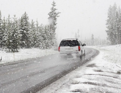 Cold Weather Driving Tips for RI